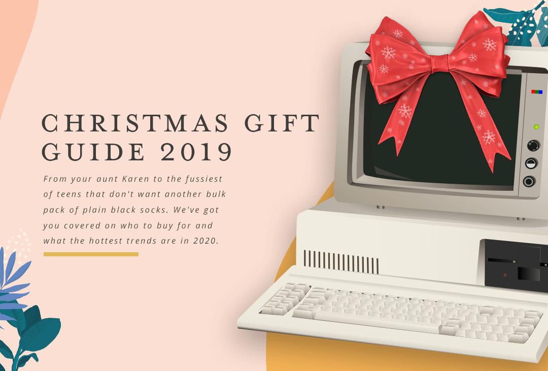 Christmas Gift Guide 2019 Tech Studio